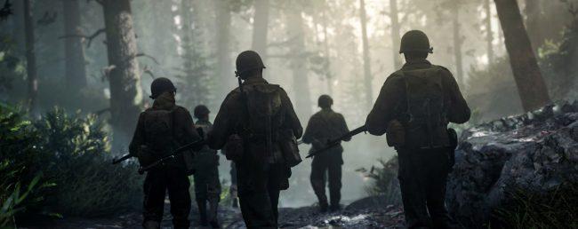 Главные герои - военные