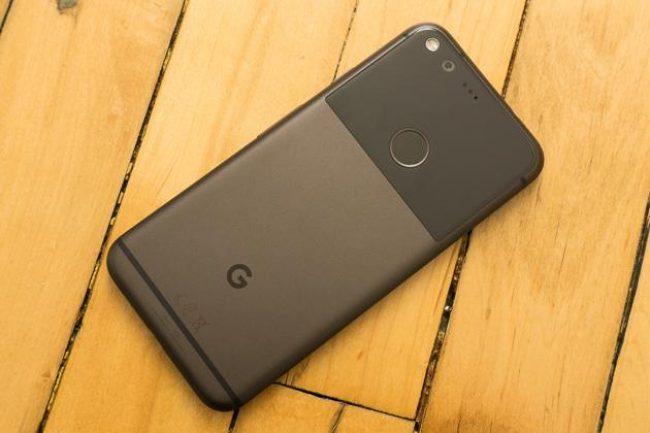 Внешний вид Google Pixel