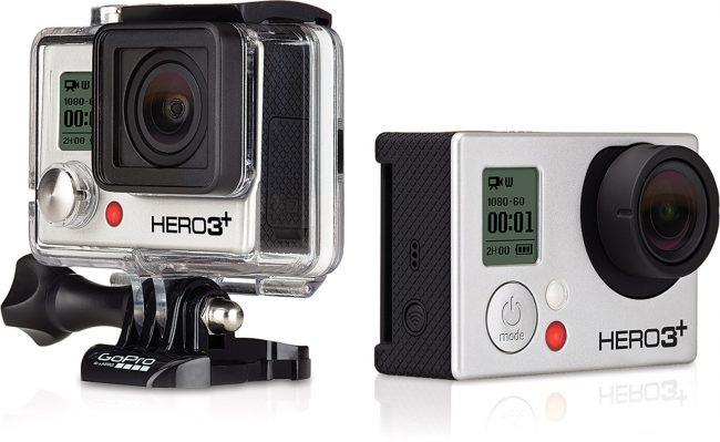 Экшн камера GoPro HERO3+ Black Edition