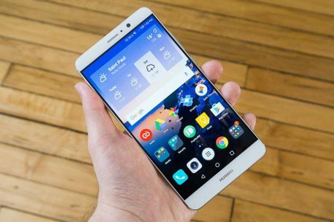 Обзор Huawei Mate 9