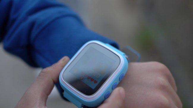 Часы c использованием Setracker