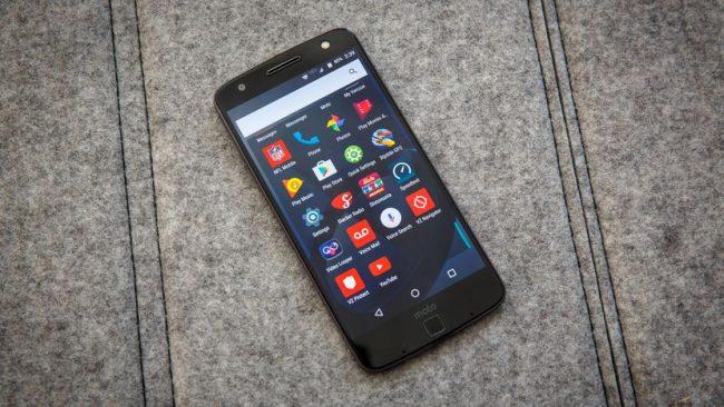 Обзор Motorola Moto Z