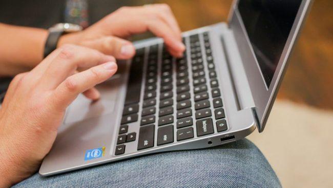 Samsung Chromebook довольно автономен