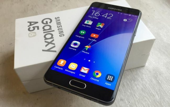 Galaxy A5 2017 года
