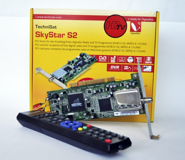 Обзор Sky Star S2 TechniSat