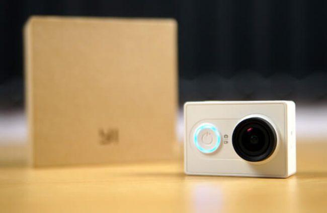 Как настроить Xiaomi Yi Action Camera