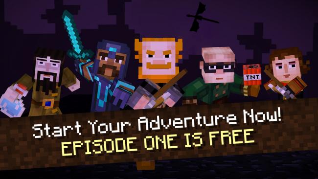 Как купить Minecraft Story Mode