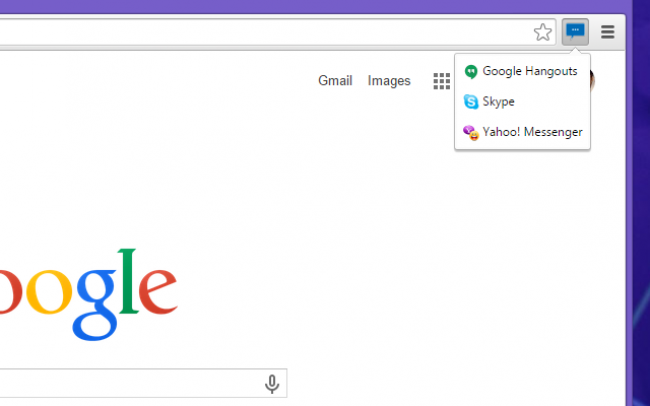 Расширение Google Hangouts