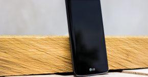 Внешний вид LG K8