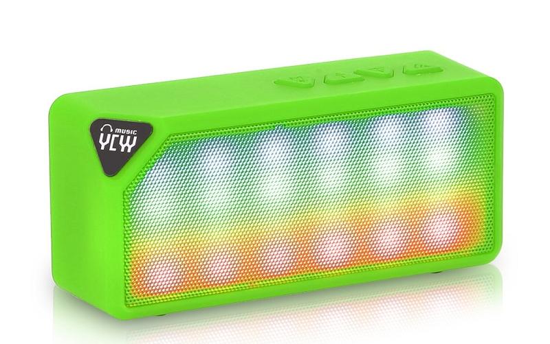 Аппарат со светомузыкой YCYY X3S.