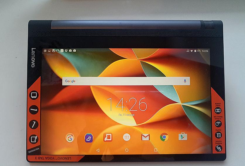 Планшетобук Tablet 3-X50.