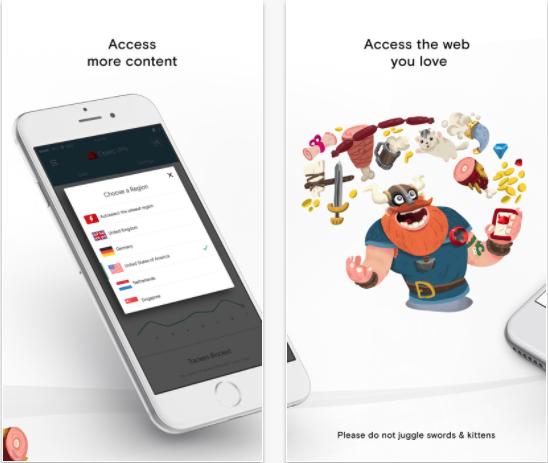 Бесплатный клиент Opera VPN