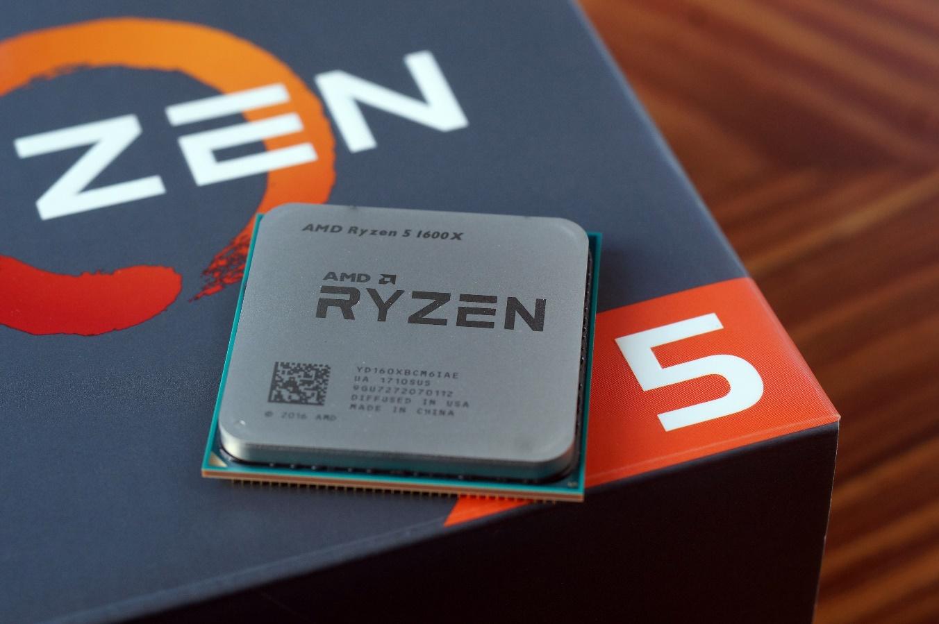 Лучшие процессоры АМД