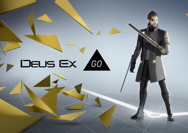 приложение Deus Ex GO