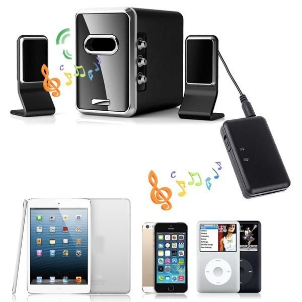 Воспроизведение музыки с помощь Bluetooth