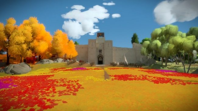 Игра The Witness