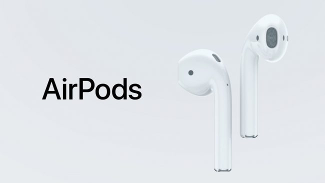 AirPods для iPhone