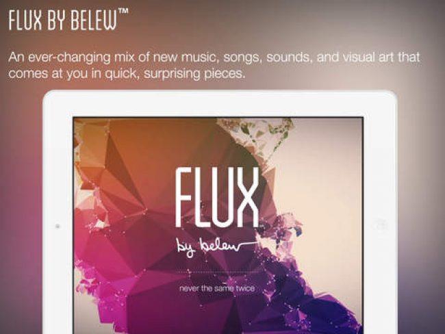 приложение FLUX от Belew