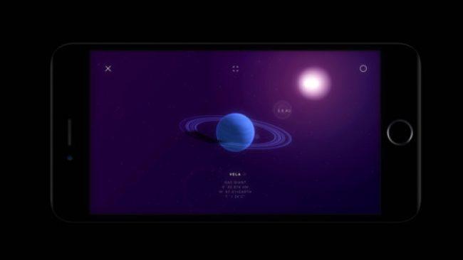 приложение Space от Thix