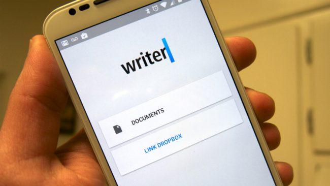 приложение iA Writer