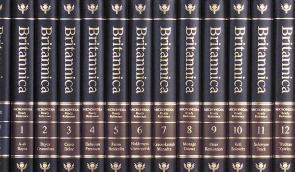 Серия энциклопедий Britanica
