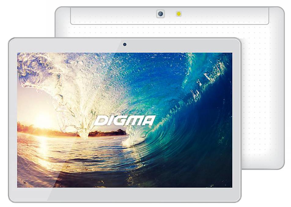 Рис. 9. Самый недорогой планшет марки Digma.