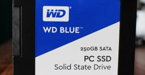 Western Digital Blue SSD 250 GB