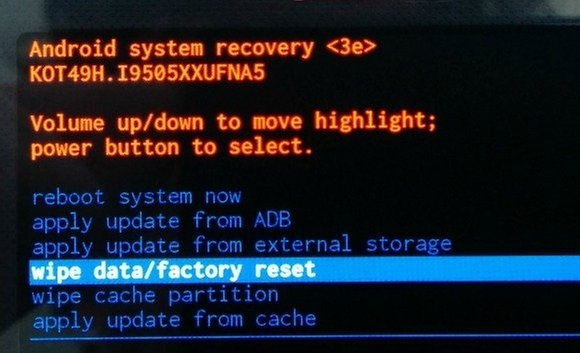 Рис. 4 –System recovery