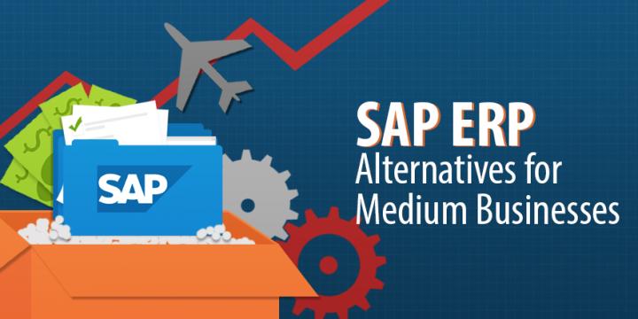 Рис. 5 – Программа SAP ERP
