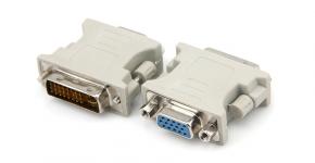 Рис. 1. Адаптеры DVI-D в VGA.