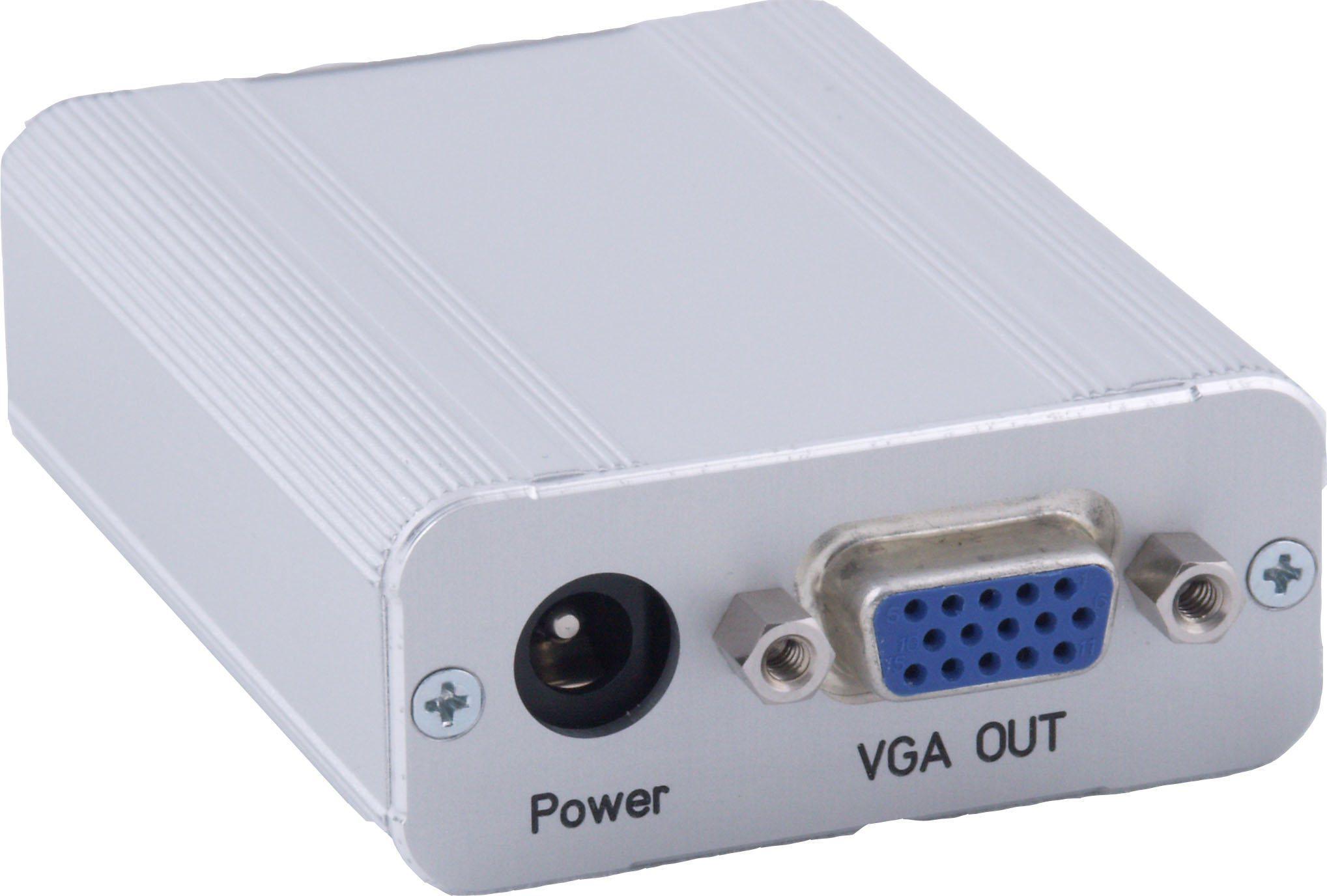 Переходник DVI-D VGA