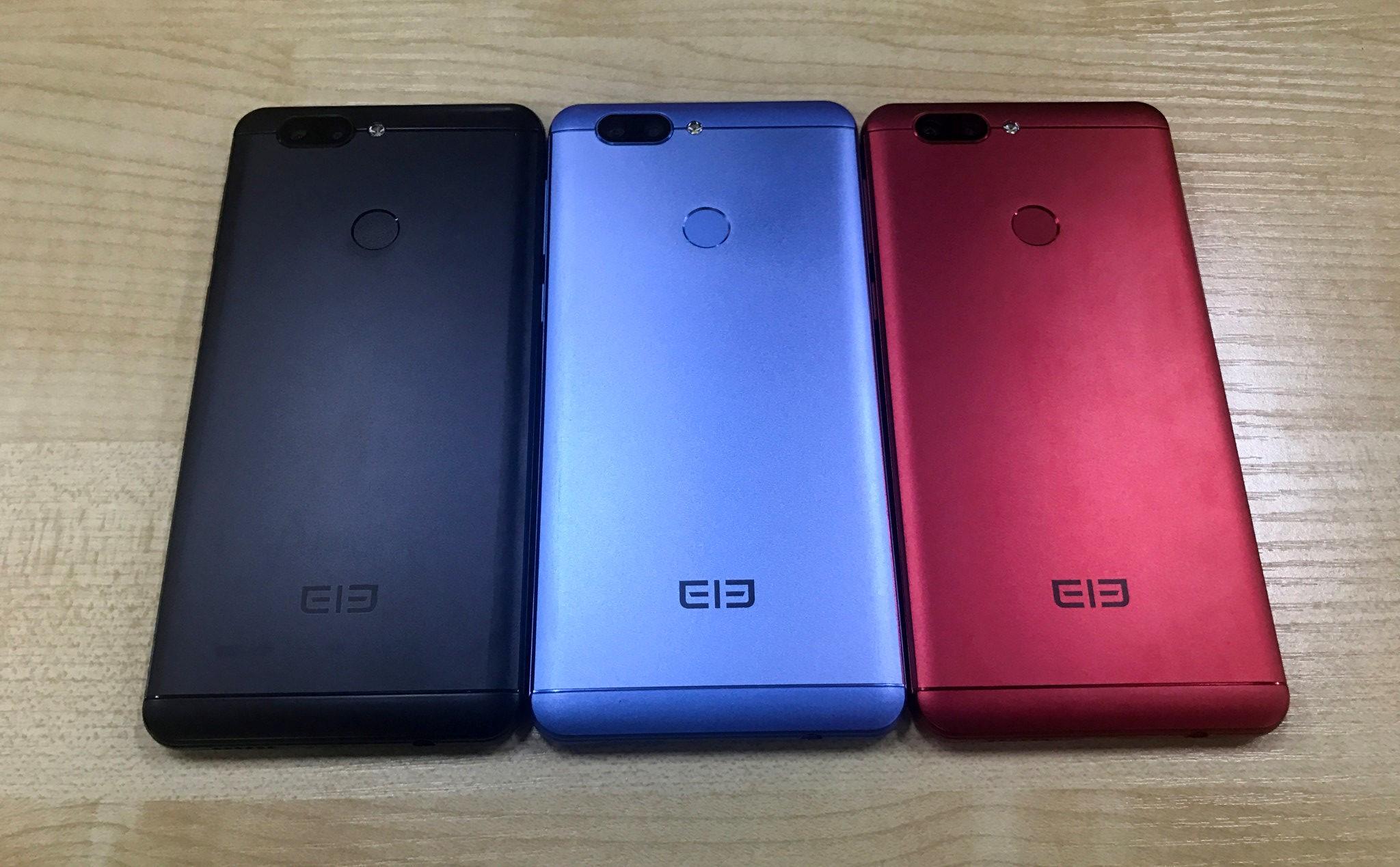 Рис. 1. Модель Elephone P8 Mini – выгодная по цене и очень мощная.
