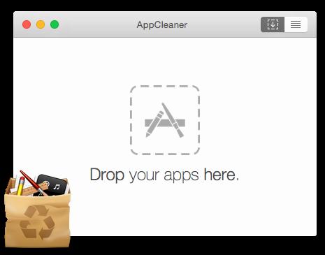 Рис.11 – главное окно App Cleaner