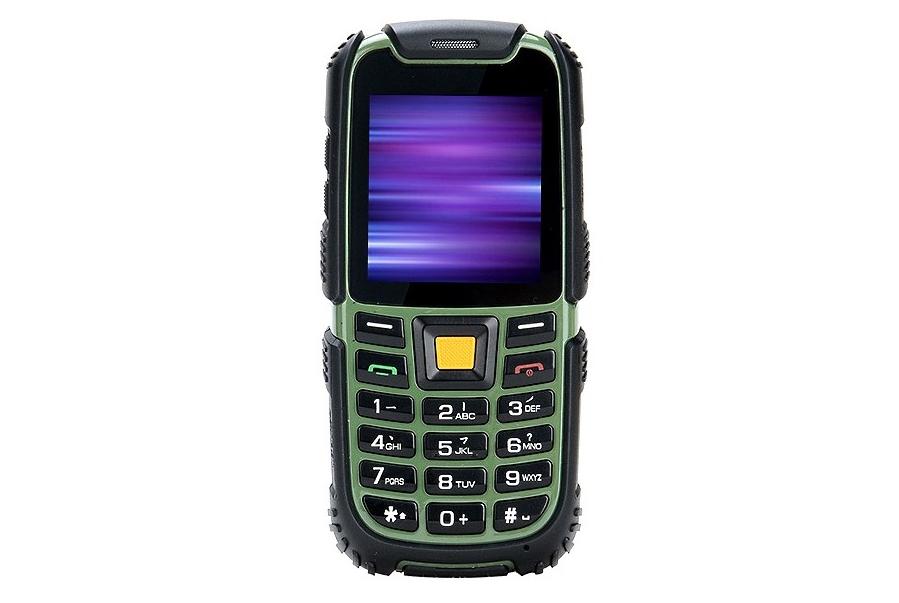 Рис. 12. Телефон Nomi i242 X-Treme.