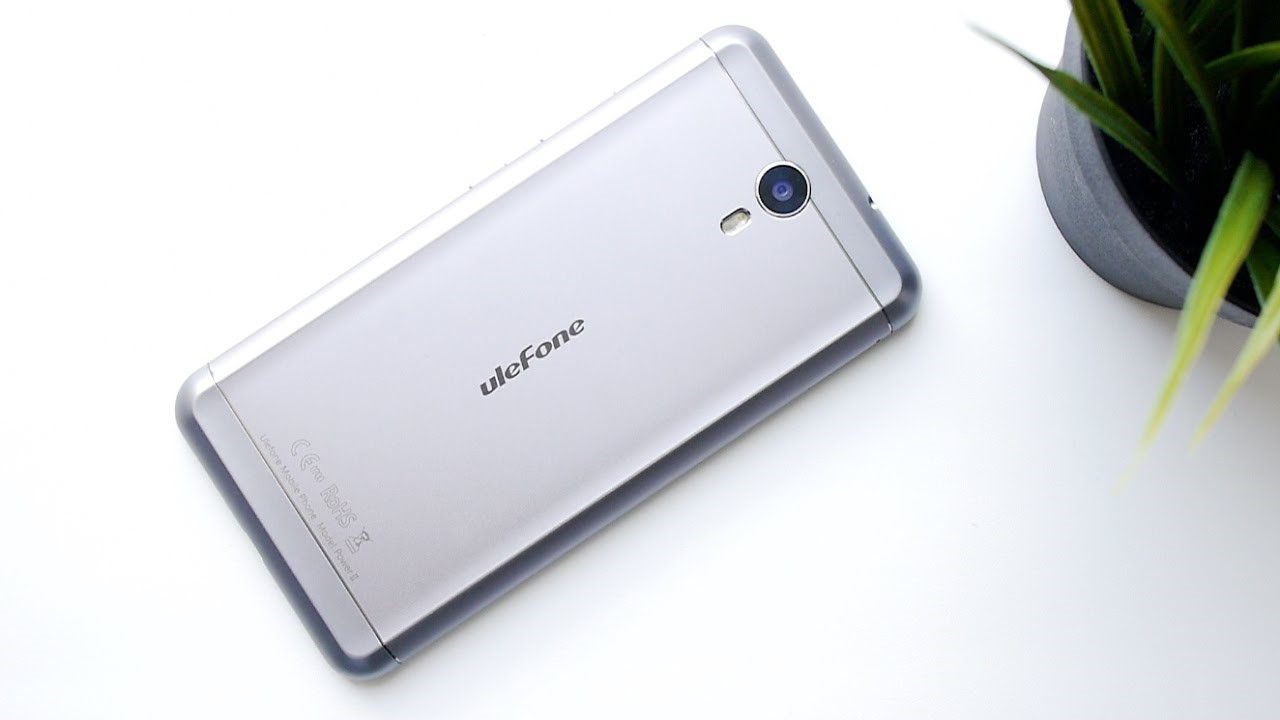 Рис. 12. Смартфон Ulefone Power 2.