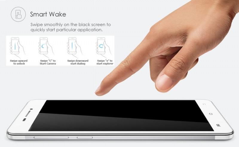 Рис. 13 – Основные функции Smart Wake