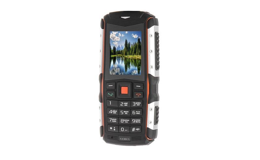 Рис. 14. Телефон TeXet TM-513R.