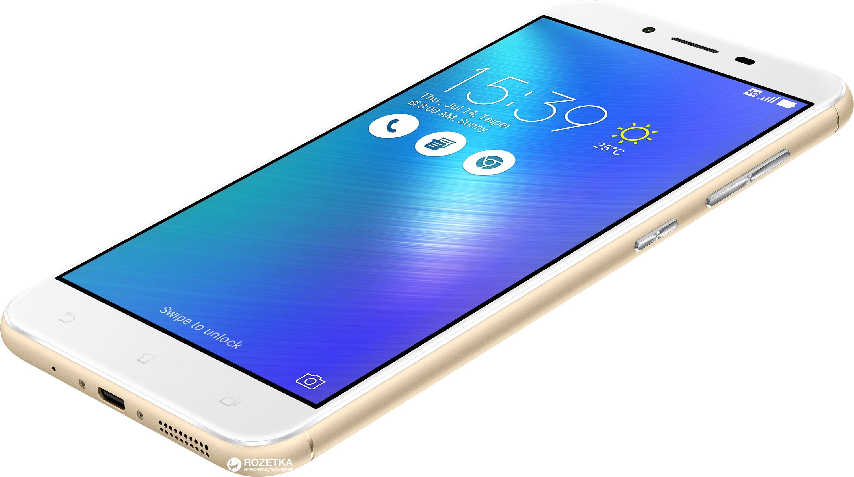 Рис. 16. Смартфон Zenfone 3 Max ZC553KL от ASUS.