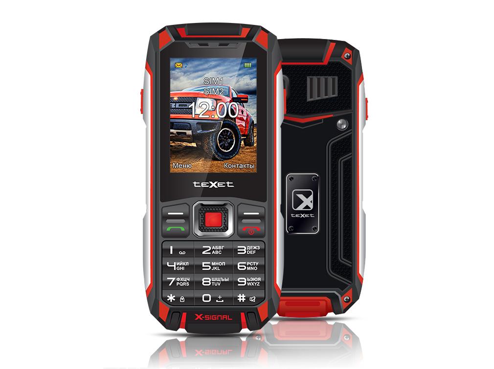 Рис. 17. Телефон TeXet TM-515R.