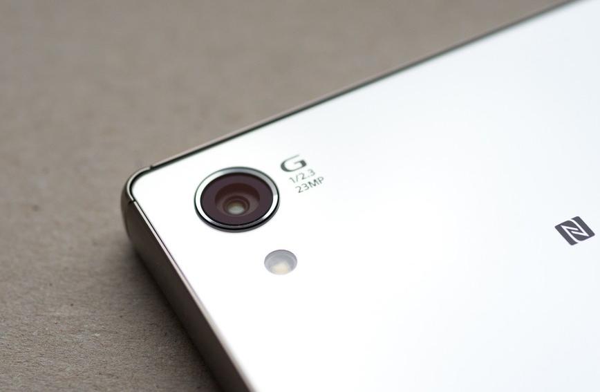 Рис. 2. Камеры мобильного устройства.