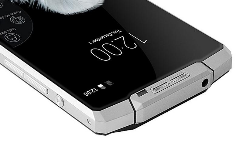 Рис. 2. Динамики смартфона в «металлическом» корпусе.