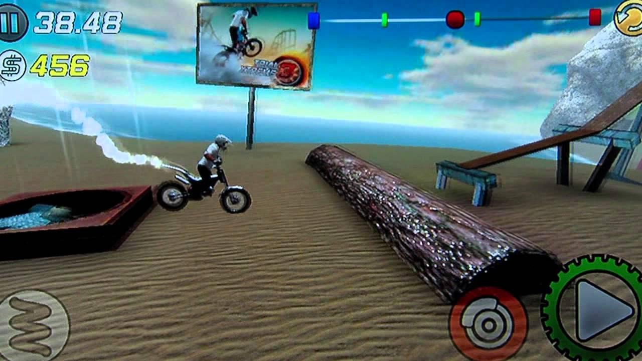 Рис. 3 – Зыбучие пески Trial Xtreme 3