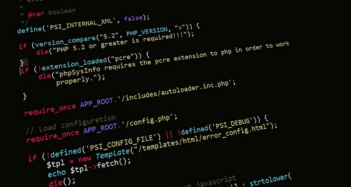 Рис. 32 – Самый популярный язык программирования для web-разработки
