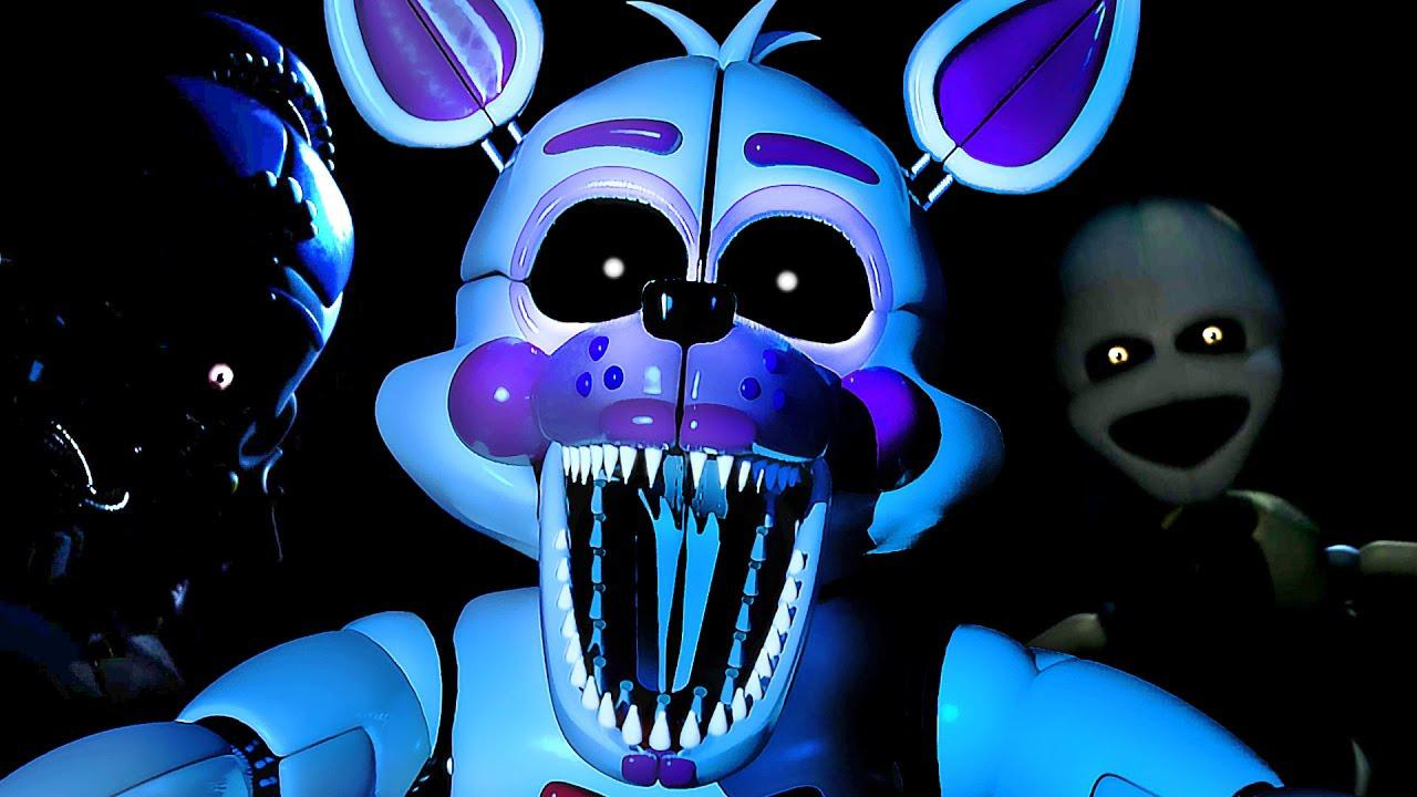 Рис. 4 - Five Nights at Freddy's: Sister Location