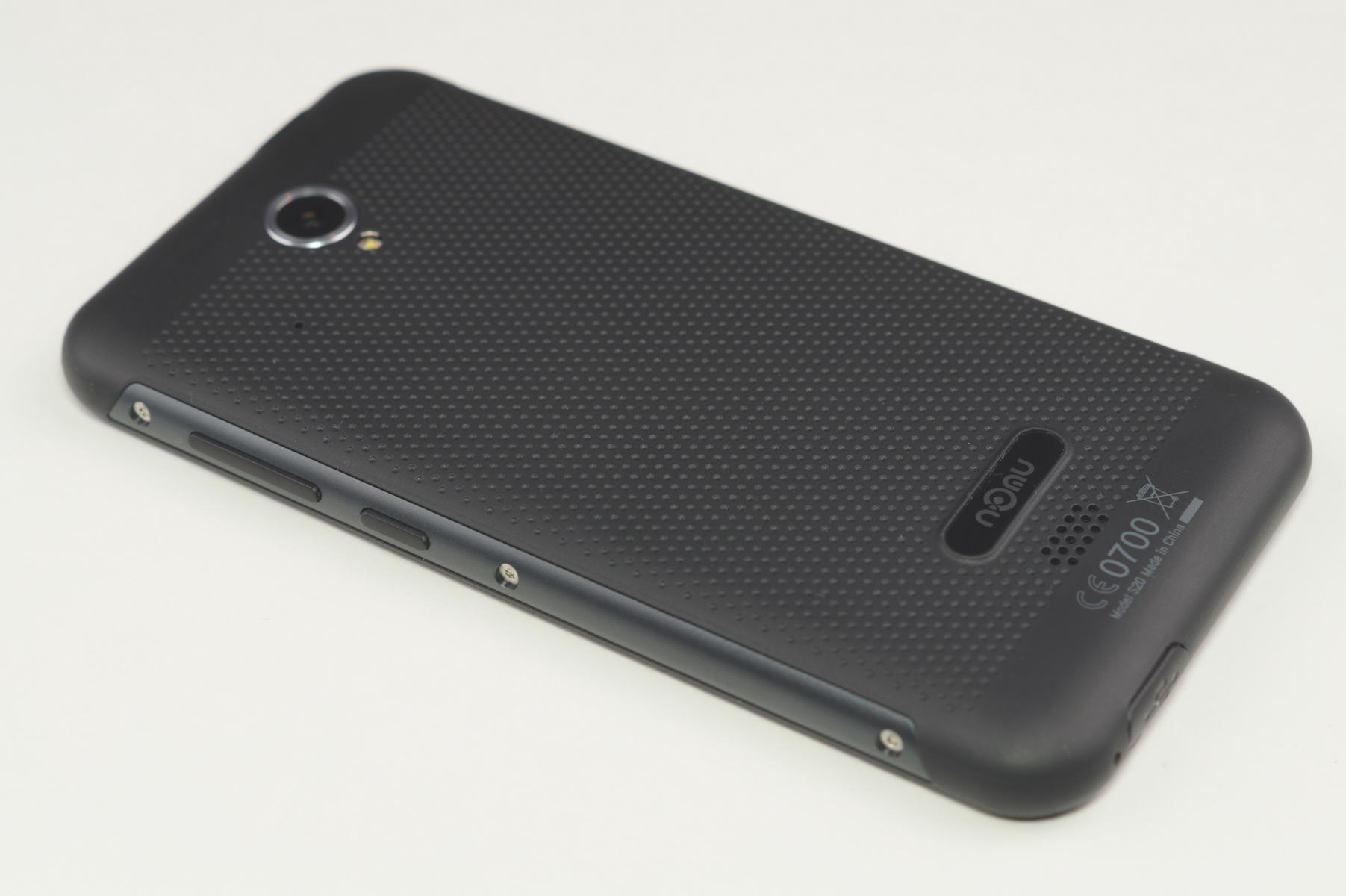 Рис. 4. Хорошо защищённый гаджет Nomu S20 3/32GB.