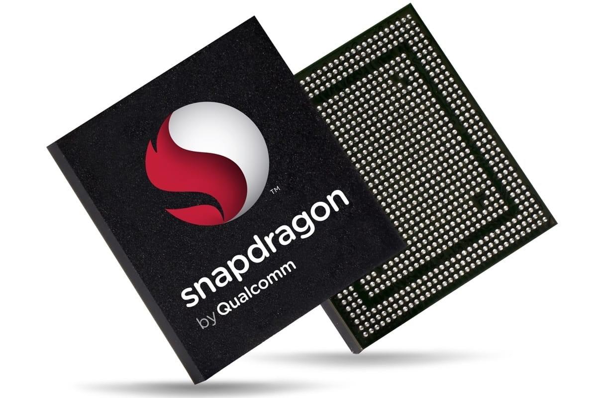Рис. 4. Процессор Snapdragon – одно из преимуществ моделей Xiaomi.