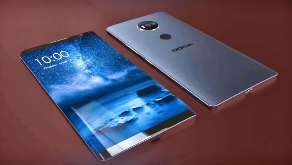 Рис. 5. Предполагаемый вид новой Nokia.