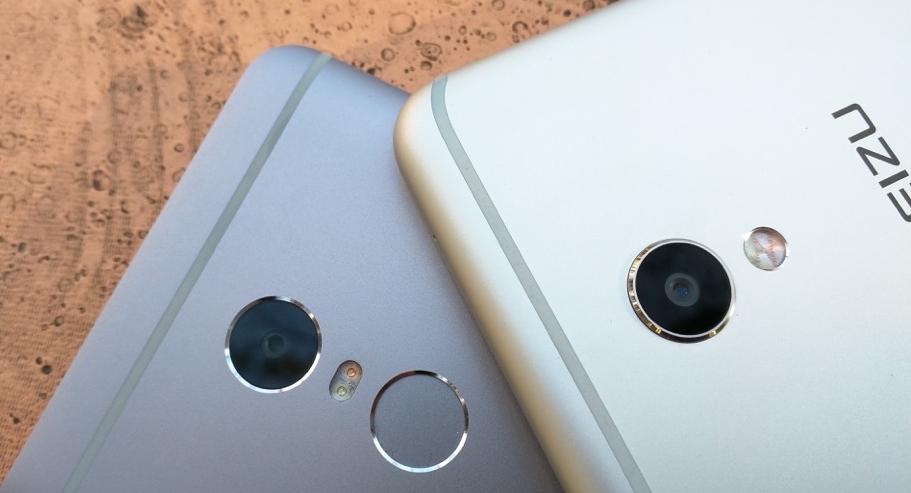 Рис. 6. Камеры смартфонов брендов-конкурентов примерно одинаковые.