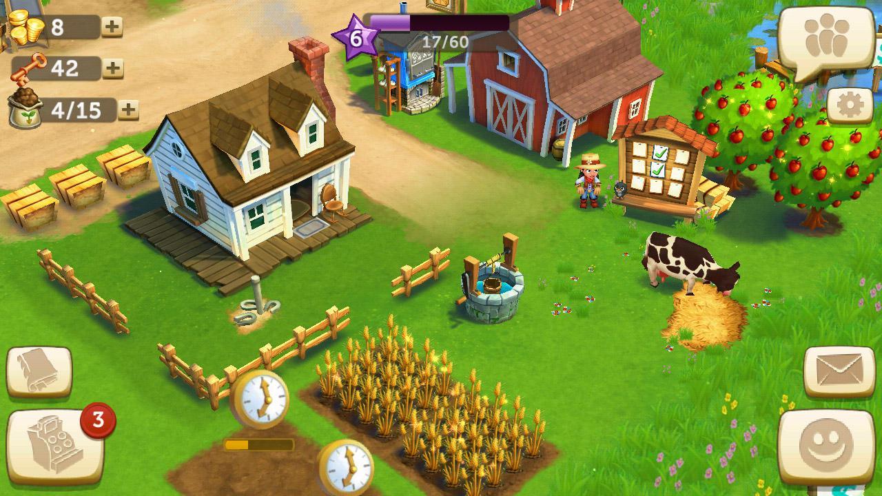 Рис. 6 – FarmVille 2: Сельское уединение