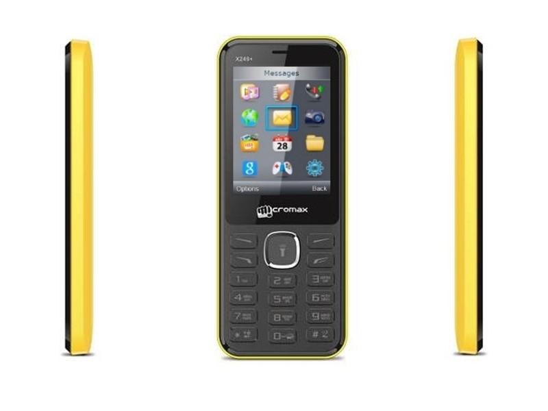 Рис. 7. Телефон Micromax X249+.